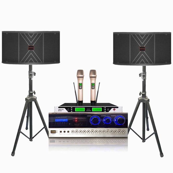 Picture of 1500W Karaoke Package