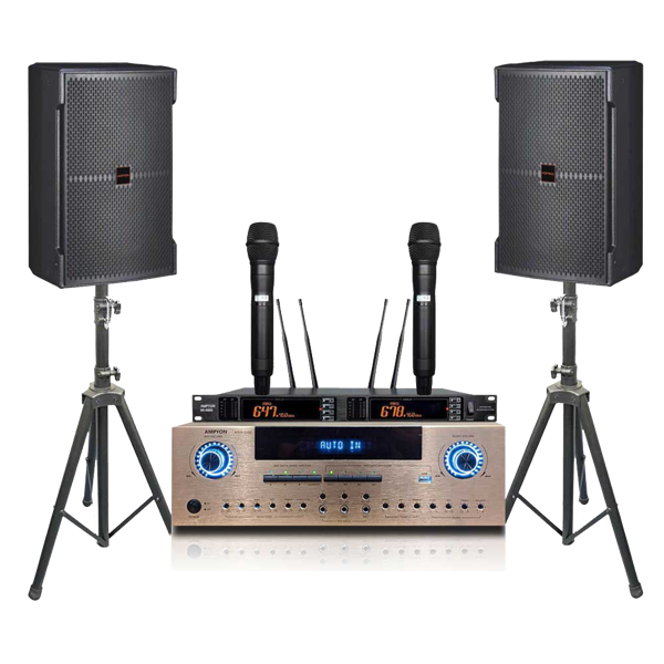 Picture of 3000W Karaoke Package